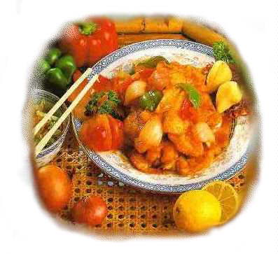 Sweet'n Sour Chicken